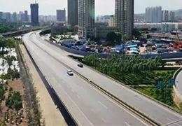 投资128亿元!雷竞技官网app市区至新区这段高速公路启动征地拆迁工作